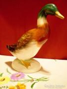 Bodrogkeresztúri nagy kerámia kacsa