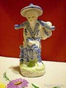 Keleti / kínai halász figura