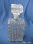 Antik különleges,whiskey-s üveg 0.7l