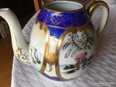 Csodálatos japán porcelán kiöntő