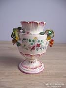 Holicsi kerámia váza