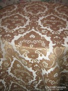 Csodaszép barokk virágmintás szőttes sötétítő függöny pár