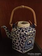 Eredeti kínai porcelán teáskanna Kínából (38)