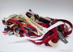 Régi cipzárak antik ruhák javításához