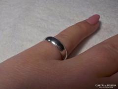 925-ös ezüst karika gyűrű