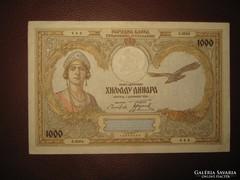 1000 dinár 1931