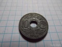 10 Centimes 1941 Franciaország !!