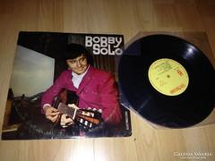 Bobby Solo olasz táncdalénekes hanglemeze