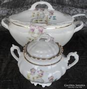 Antik Bécsi porcelán!