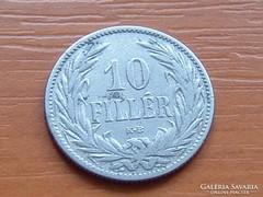 10 FILLÉR 1894 K.B