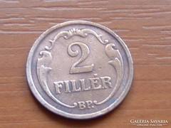2 FILLÉR 1938 BP.