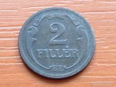 2 FILLÉR 1928 BP.