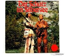 Karl May - Der Schatz Im Silbersee bakelit lemez