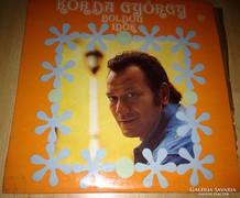Korda György-Boldog idők hanglemeze