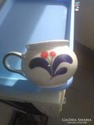 Német kerámia csésze