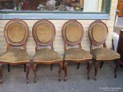 Bieder szék 4db