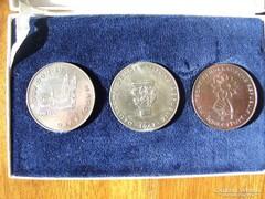 Németország Der Dom zu Magdeburg - Medaille 1967.