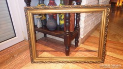 Szép arany - fa képkeret falc 40x56 cm