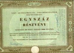Váci Egyházmegyei Takarékpénztár Részvénytársaság