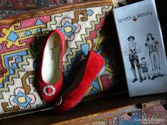 Hagyományos tiroli női cipő