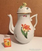 Herendi teáskanna nagyméretű