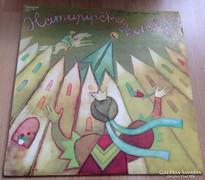 Hanglemez/Meselemez Hamupipőke Királyfi