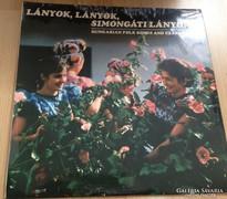 Hanglemez/Hungarian folk various
