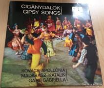 Hanglemez/Gipsy song's cigànydalok