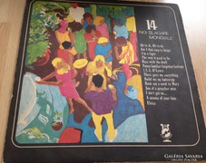 Hanglemez/Angliai zenészek válogatásaiból John Lennon....