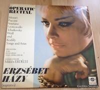 Hanglemez/Házy Erzsébet Opera válogatás