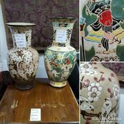 AKCIÓ Kínai váza fél áron