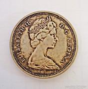 1965-ös Kanadai ezüst 25 cent