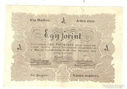 Egy forint 1848 Kossuth bankó III.