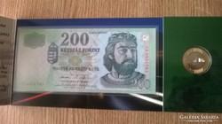 Magyarország 200 forint