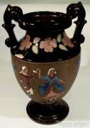 Kemény porcelán váza