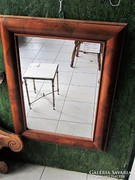 Intarziás tükör