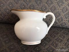 Antik Herendi tejes/kávés/citromos kiöntő