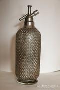 Antik szódás szifon - Sparklets Makers Ltd. London c1930