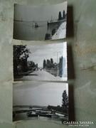 D146837  Balatonaliga  BALATON   3 db. képeslap