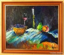 Soltész Péter: Egy pohár bor