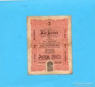 Kossuth 2 Forint 1849 !!