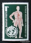 Egészségügyi Világszervezet 25 éves, 1973