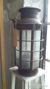 Régi antik lámpa