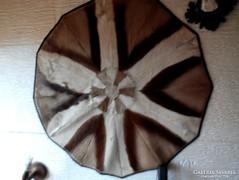 Dél Afrikai gyűjteményből antilopbőr szőrme 100cm