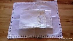 Textil szalvéta, 5 db