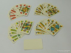 0K884 Régi 32 lapos magyar kártya UTASELLÁTÓ