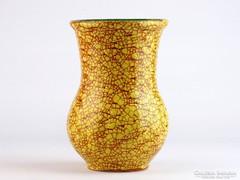 0K793 Gorka Géza kerámia váza 16.5 cm