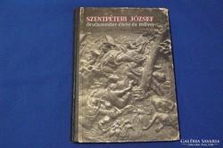 Szentpéteri József ötvösmester élete és művei