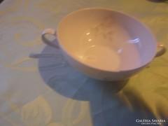 Csodaszép  német csésze leveses csésze 5darab