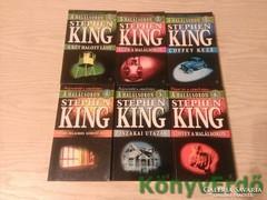 Stephen King: A halálsoron 1-6.